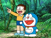 Doraemon Jungle Hunting Game