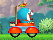 играя Doraemon Rage Cart игра