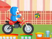 Doraemon Motorcycle Game