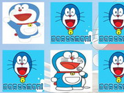Play Doraemon Memory game