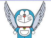 Play Doraemon Dress Up game