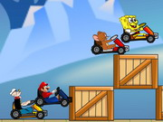 Play Super Heroes Race 3 game
