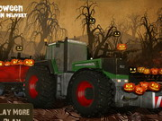 Play Halloween Pumpkin Delivery game