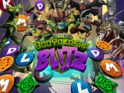 mängima Teenage Mutant Ninja Turtles: Booyakasha Blitz mäng