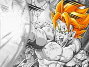 jugar Dragon Ball Fierce Fighting v2.4 2014 juego