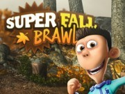 Play Spongebob Super Fall Brawl game