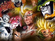 Dragon Ball Fierce Fighting 3.0 Game