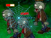 Mesh Cover Zombie Game