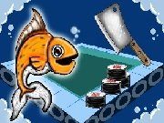Play Slippy Fish game