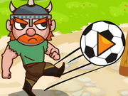 Play Barbarian Crazy Football game
