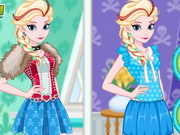 Play Elsa Naughty And Nice game