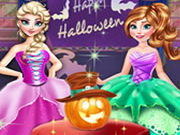 Frozen Halloween Party Game