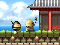 Play Ninja Tales game