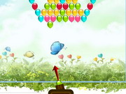 Bubble Shooter Balloons Game
