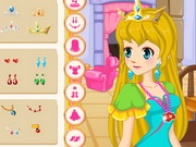 Play School Prom Dress Design game