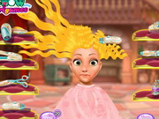 Rapunzel Princess Fantasy Hairstyle Game
