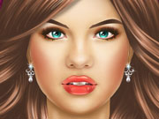 Play Celebrity Make-Up game