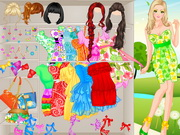 Girly Summer Style Game