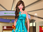 Shiloh Dinner Party Dressup Game