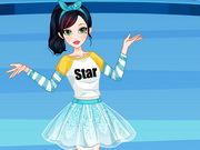 Play Teen Snow White Ice Skating game