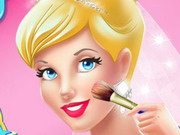 Cinderellas Wedding Makeup Game