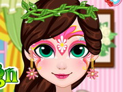 Play Fairy Face Painting Design game