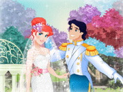 Play Ariel Wedding Day game