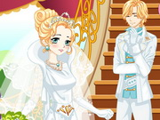 Play Cinderella Manga Wedding game