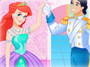 Play Ariel Graduation Ball game