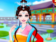 Play Chinese Princess Makeup Salon game