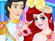 Play Princess Ariel Masquerade Ball game