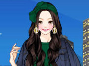 Play Amy Mix And Match Dress Up game