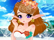 Play Wedding Anime Avatar game