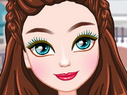 Play Disney Wedding Makeover game