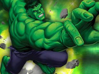 Play Hulk Bad Attitude game