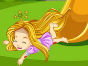 Play Rapunzel Playground Accident game