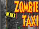 Zombie Taxi Game
