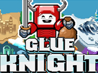 Play Glue Knight game