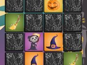 Play Halloween Memory Game game