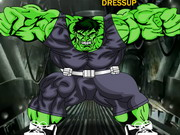 New Hulk Dress Up Game