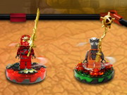 Ninjago Energy Spear Game