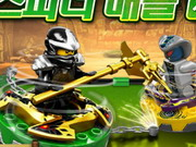 играя Ninjago Energy Spear 2 игра