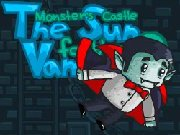 The Sun for the Vampire 2 Monsters Castle Game