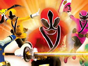 Play Power Rangers Samurai Bow game