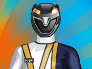 Power Rangers Dress Up Game