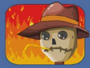 Burning Scarecrow Game