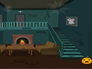 Play Scary Halloween House Escape 2 game