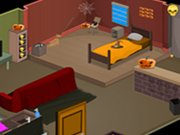 Play Cutaway Halloween Escape game