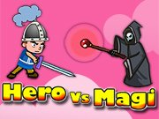Play Hero Vs Magi game
