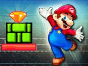 Mario Gravity Adventure Game
